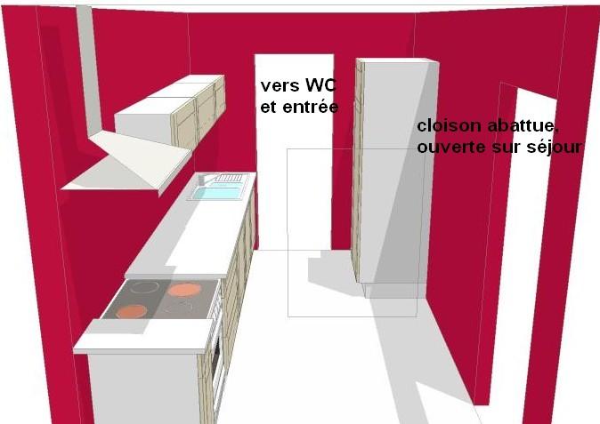 Maison en rénovation, à rafraîchir : Quelles couleurs pour notre séjour/salon/cuisine ouverte ? - Page 4 Cuisin12