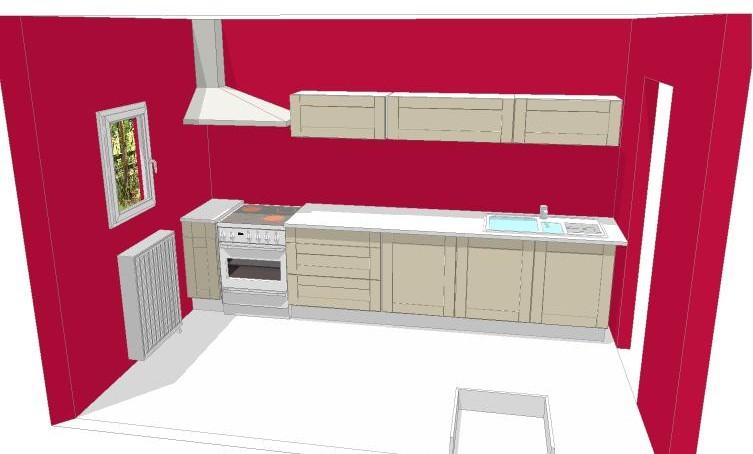 Maison en rénovation, à rafraîchir : Quelles couleurs pour notre séjour/salon/cuisine ouverte ? - Page 4 Cuisin13