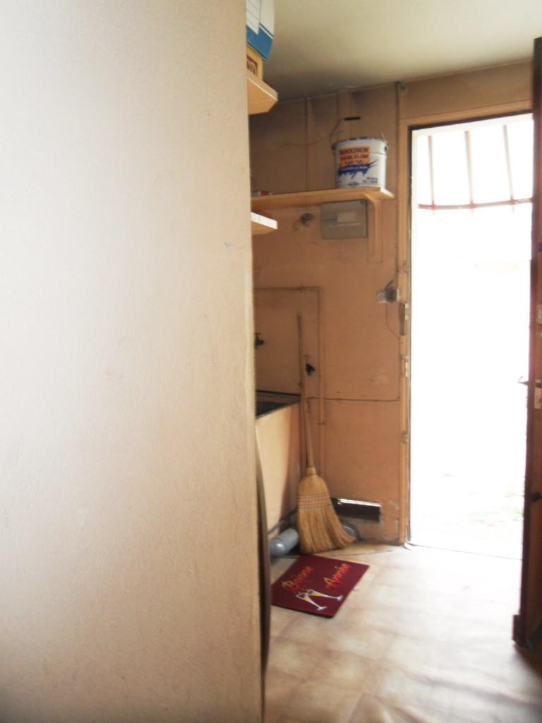 Carrelage gris dans mon entrée ... quelles couleurs associer pour quelle ambiance ? Entrae11