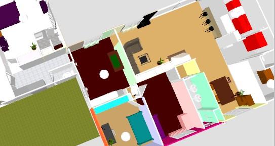Maison à rafraîchir : La chambre de ma fille de 2 ans ? 2 murs peints, ça avance ! Page 4 - Page 2 Essai311