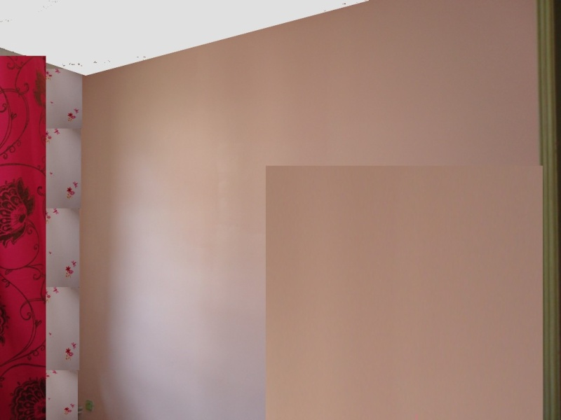 Maison à rafraîchir : La chambre de ma fille de 2 ans ? 2 murs peints, ça avance ! Page 4 - Page 3 Essai_10