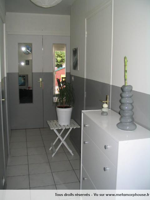 Carrelage gris dans mon entrée ... quelles couleurs associer pour quelle ambiance ? Gris_b10