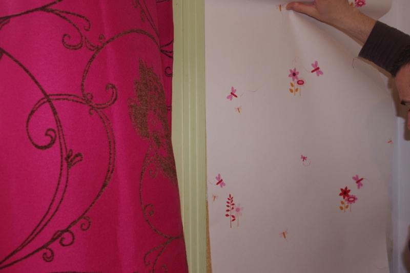 Maison à rafraîchir : La chambre de ma fille de 2 ans ? 2 murs peints, ça avance ! Page 4 - Page 3 Imgp4710