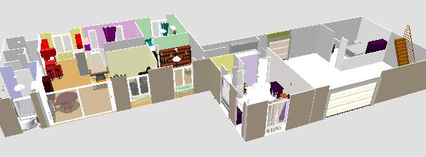 Dégagement vers chambre et garage à peindre - help CoUlEUrS ! Plan_m10