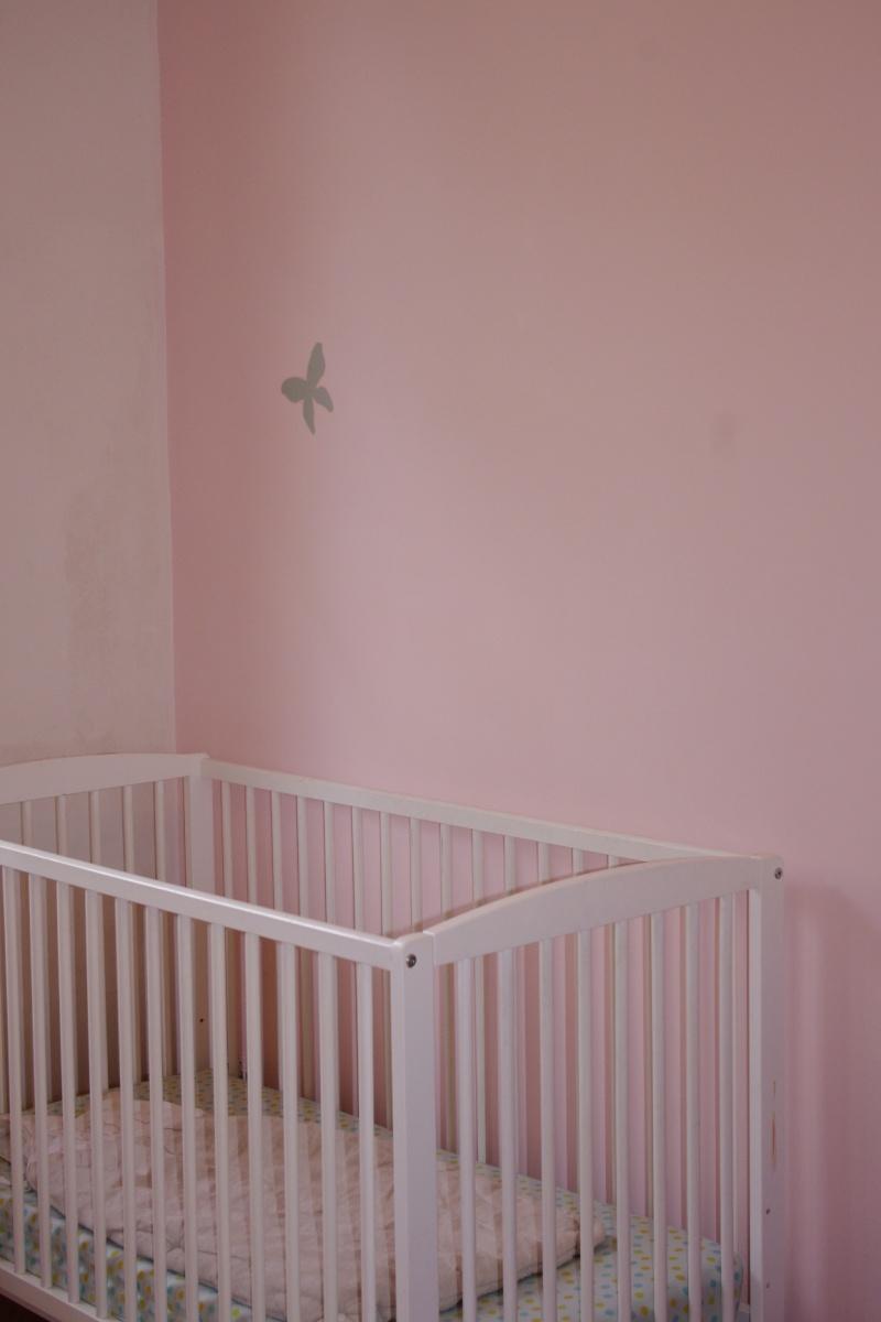 Maison à rafraîchir : La chambre de ma fille de 2 ans ? 2 murs peints, ça avance ! Page 4 - Page 4 Rose_c16