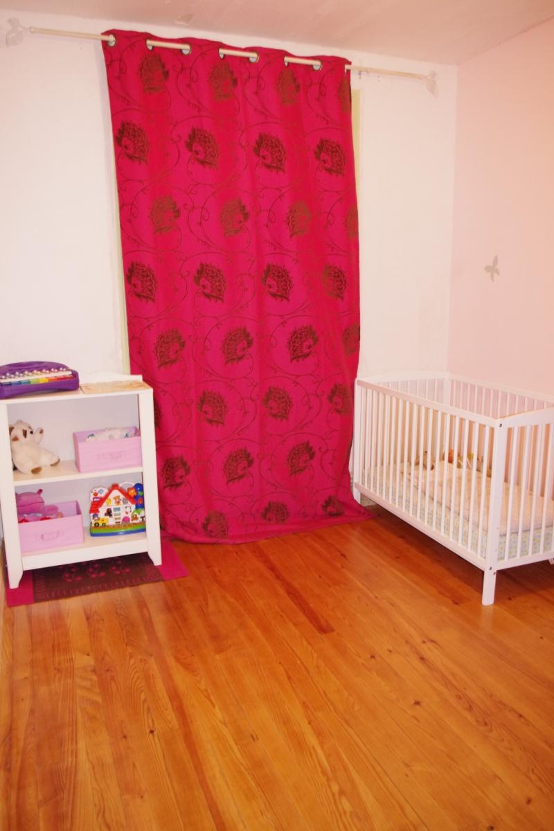 Maison à rafraîchir : La chambre de ma fille de 2 ans ? 2 murs peints, ça avance ! Page 4 - Page 4 Rose_c17