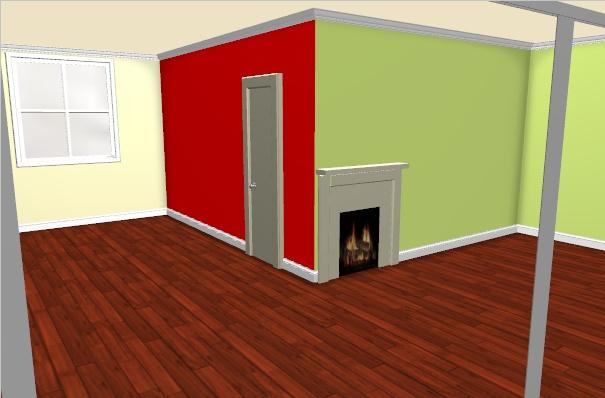 Maison en rénovation, à rafraîchir : Quelles couleurs pour notre séjour/salon/cuisine ouverte ? - Page 2 Sajour16