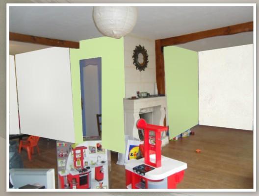 Maison en rénovation, à rafraîchir : Quelles couleurs pour notre séjour/salon/cuisine ouverte ? - Page 2 Sajour17