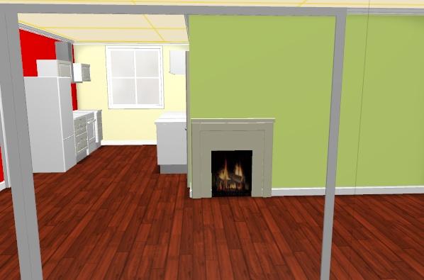 Maison en rénovation, à rafraîchir : Quelles couleurs pour notre séjour/salon/cuisine ouverte ? - Page 2 Sajour21
