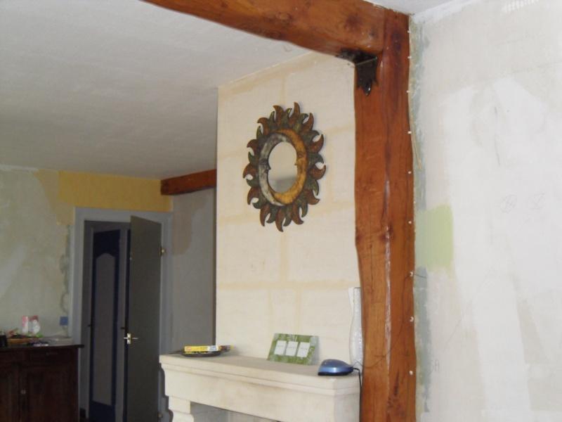 Maison en rénovation, à rafraîchir : Quelles couleurs pour notre séjour/salon/cuisine ouverte ? - Page 3 Sam_8415