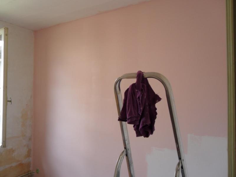Maison à rafraîchir : La chambre de ma fille de 2 ans ? 2 murs peints, ça avance ! Page 4 - Page 3 Sam_9411