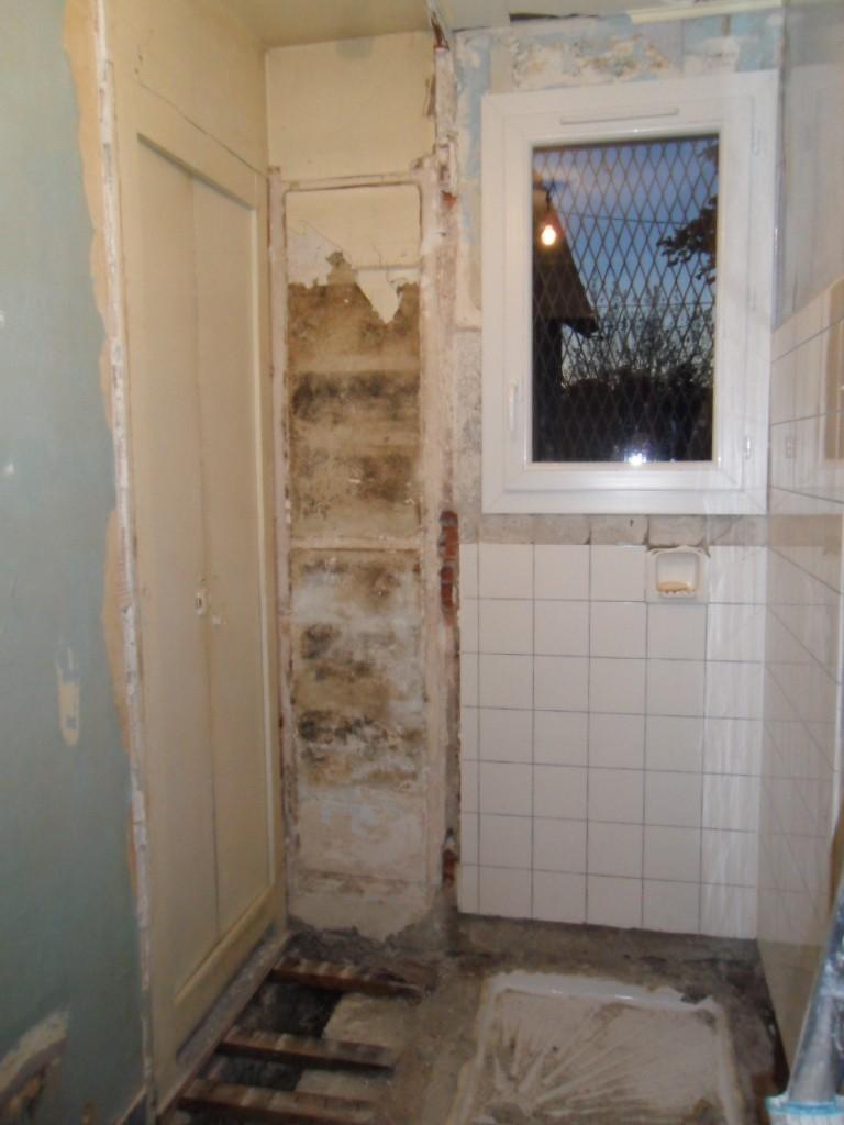 Maison en rénovation, à rafraîchir : sdb complètement refaite à neuf -1ers avant/après p.1 Sdb_2012