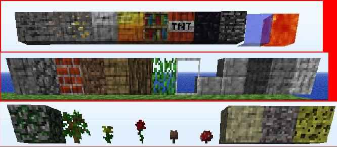 Skins and Texture pack - CreepersRegret Captur10
