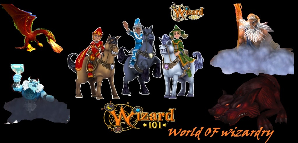 World Of Wizardry!