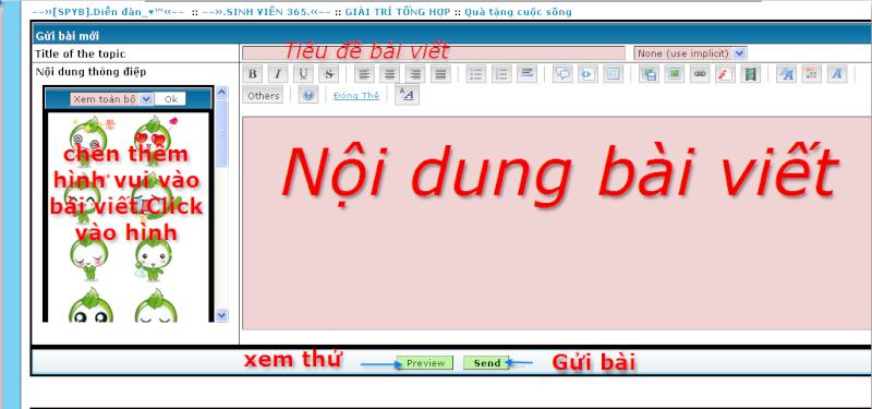 Hướng dẫn gởi bài viết mới lên diễn đàn SPYB Gui_ba10