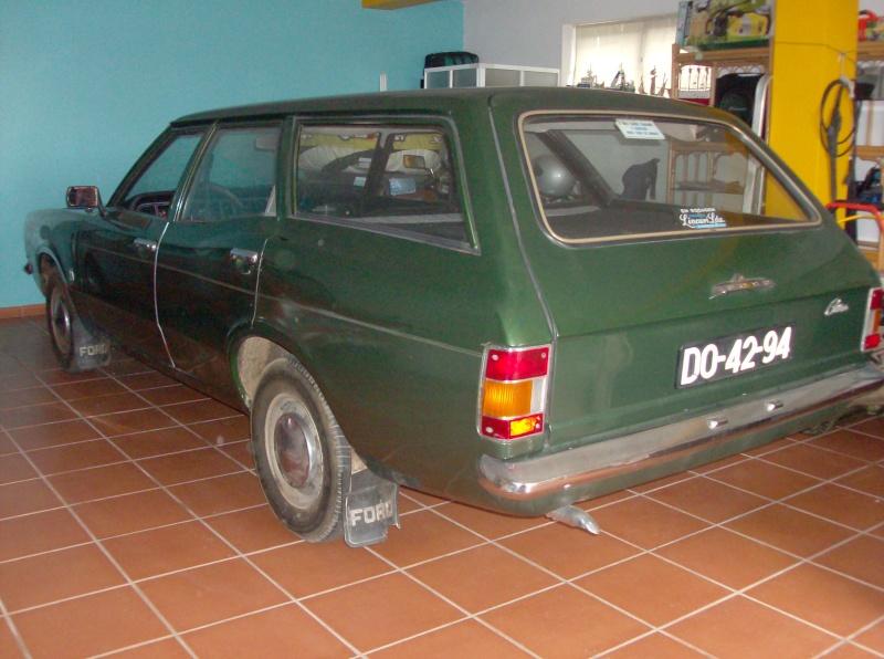 [ VENDIDA ] Carrinha - Ford Cortina [ Vendida ] 04_12_25