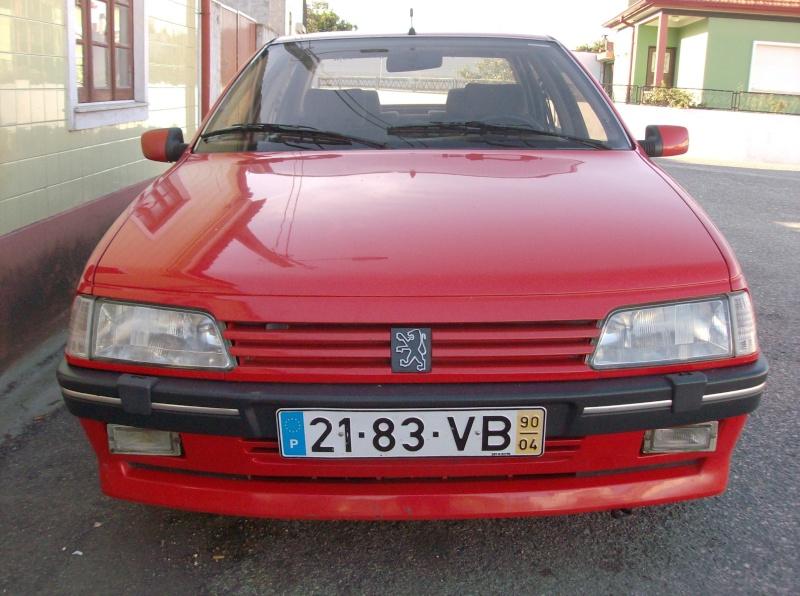 [ Vendo ] Peugeot 405 MI16 25_04_10
