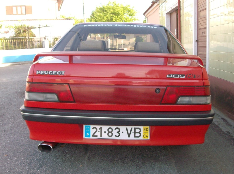 [ Vendo ] Peugeot 405 MI16 25_04_11