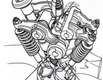 Le moteur VR6 histoire et évolution Vei10