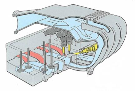 Le moteur VR6 histoire et évolution Vr6610