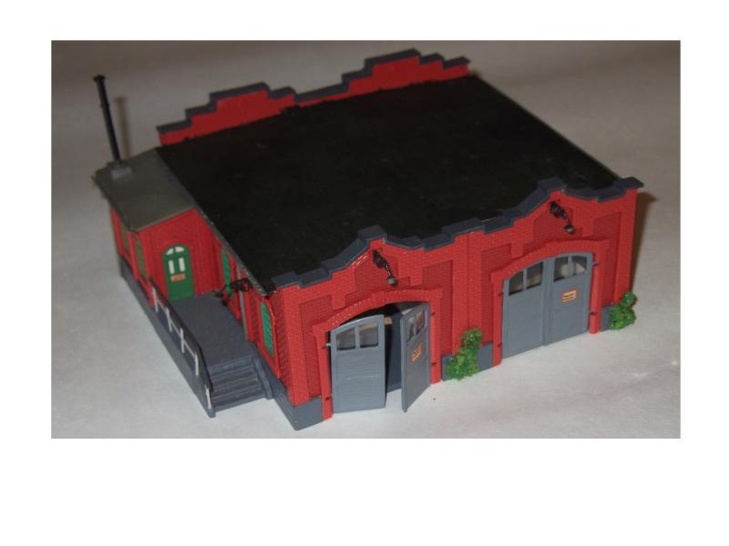 Modellgebäude aus DDR-Zeiten Dscf1210