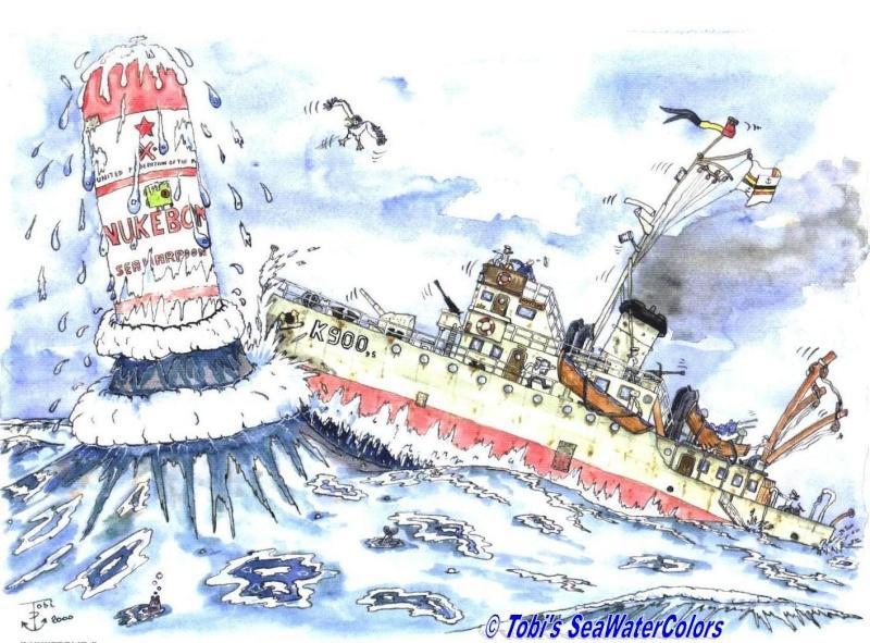Les Artistes de la marine - De kunstenaars van de marine 2000_n14