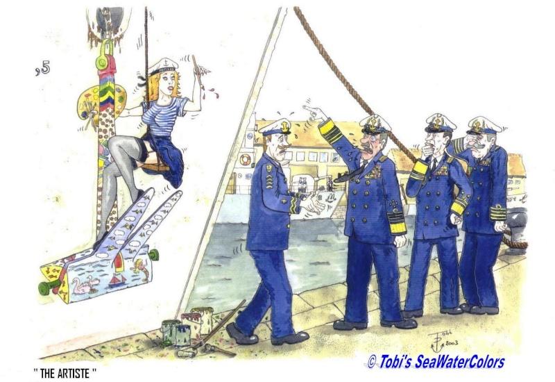 Les Artistes de la marine - De kunstenaars van de marine 2003_t11