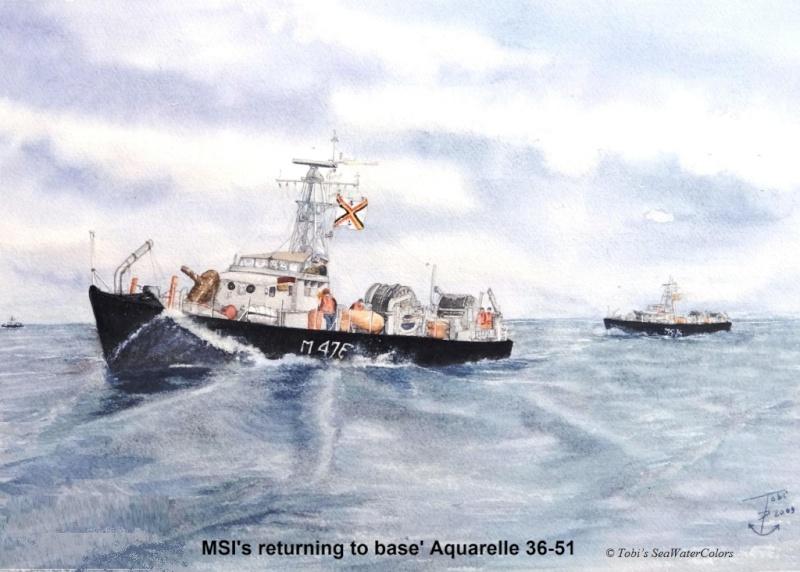 Les Artistes de la marine - De kunstenaars van de marine 2009_m12
