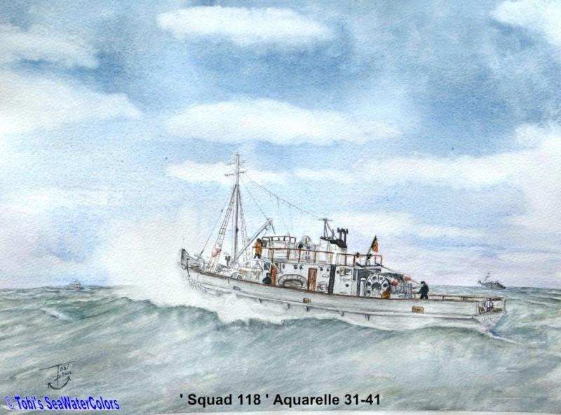 Les Artistes de la marine - De kunstenaars van de marine 2012_s12