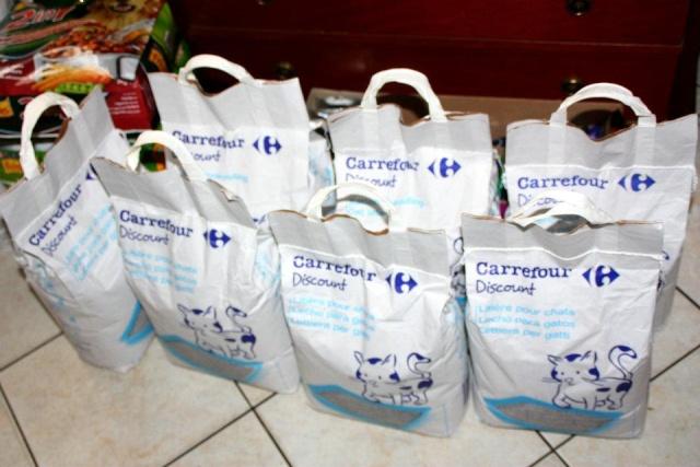 Collecte le 07 Juillet au Carrefour market de moreuil 55334010