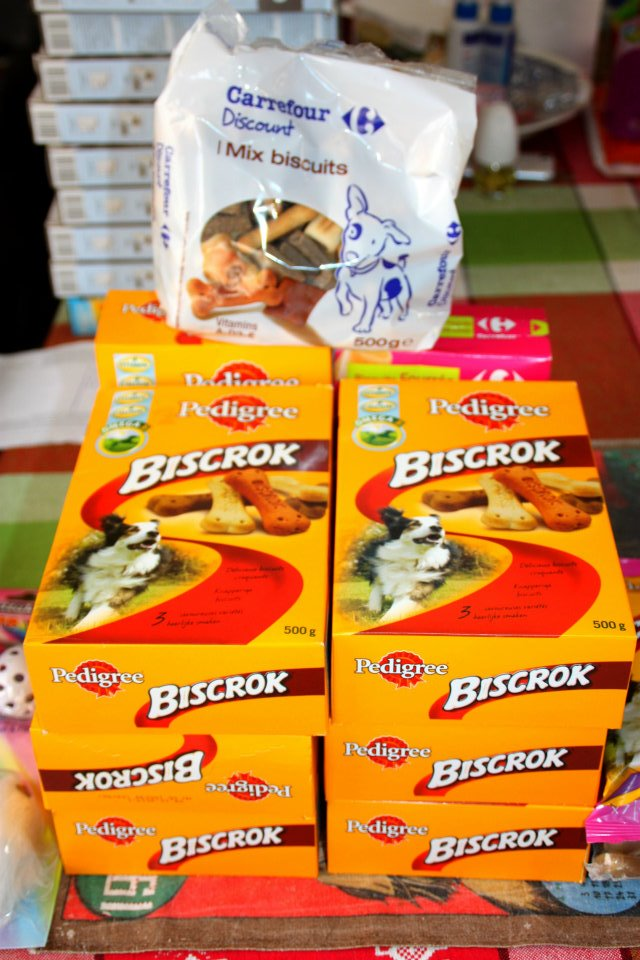 Collecte le 07 Juillet au Carrefour market de moreuil 55640010