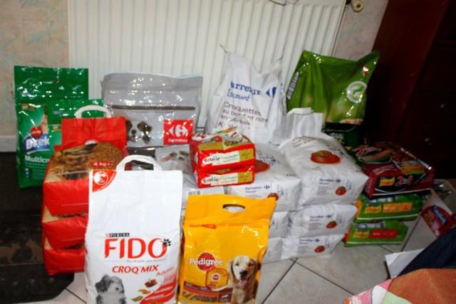 Collecte le 07 Juillet au Carrefour market de moreuil 56142610