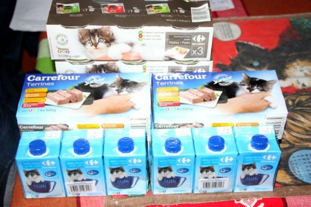 Collecte le 07 Juillet au Carrefour market de moreuil 57877410
