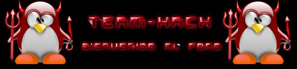 Team Hack►Mas que una Comunidad ☼☼►¢