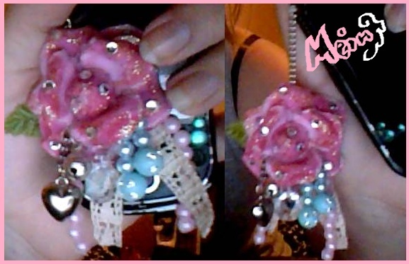 Hime Cellphone Charm Hime_c11
