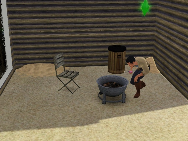 [Challenge sims 3] L'île Perdue Screen10