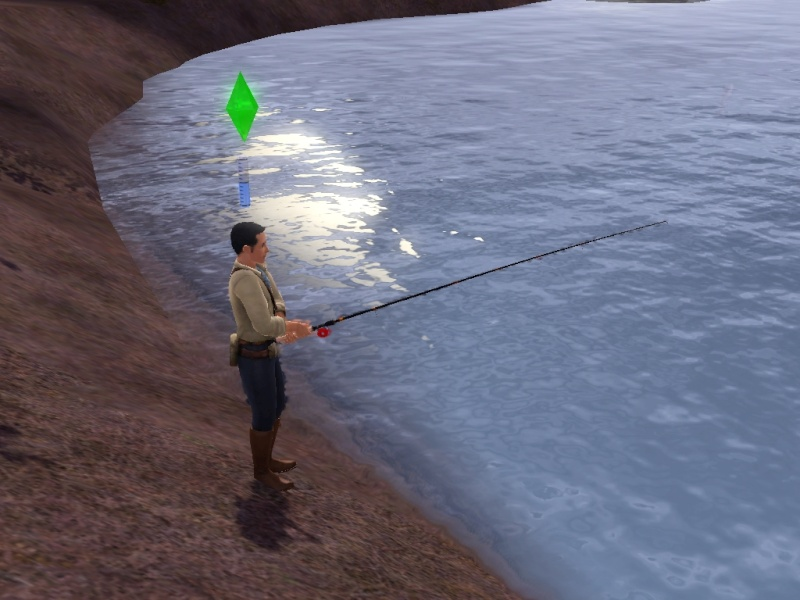 [Challenge sims 3] L'île Perdue Screen16