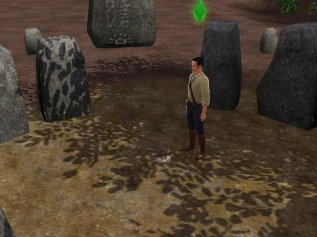 [Challenge sims 3] L'île Perdue Screen17