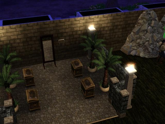 [Challenge sims 3] L'île Perdue Screen19