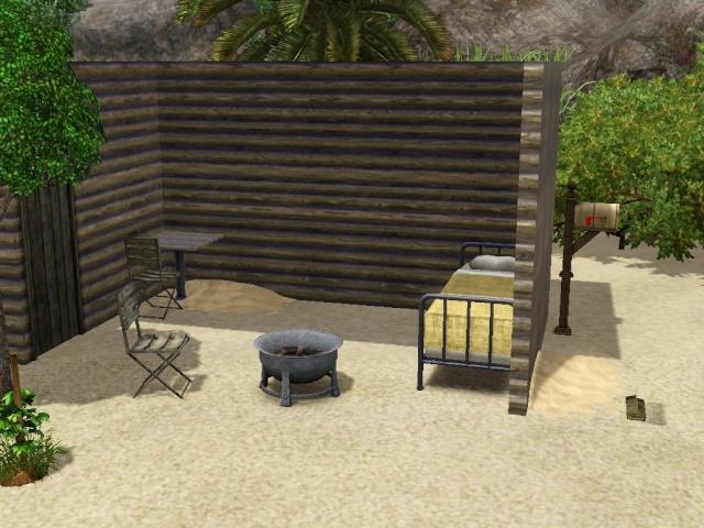 [Challenge sims 3] L'île Perdue Screen20