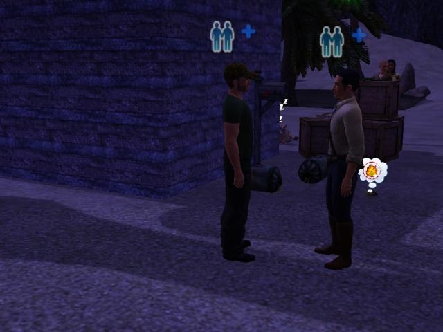 [Challenge sims 3] L'île Perdue Screen21