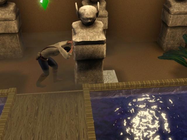 [Challenge sims 3] L'île Perdue Screen24