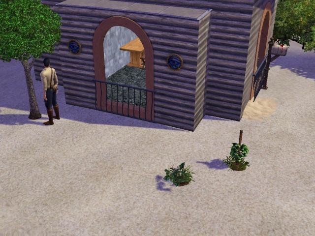 [Challenge sims 3] L'île Perdue Screen27
