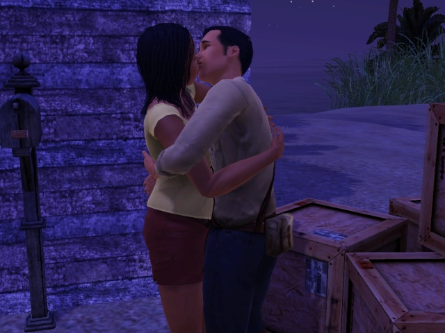 [Challenge sims 3] L'île Perdue Screen28