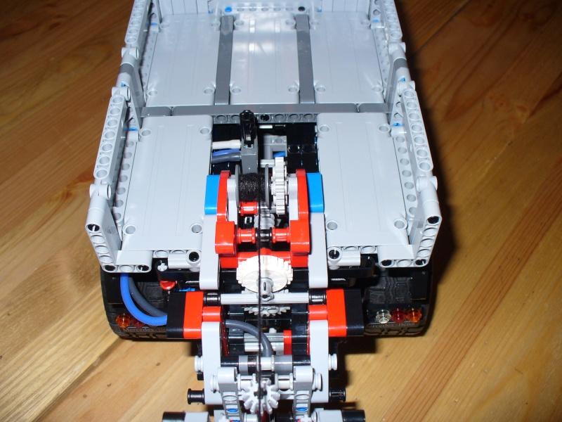 Mon premier Unimog u400 P1050421