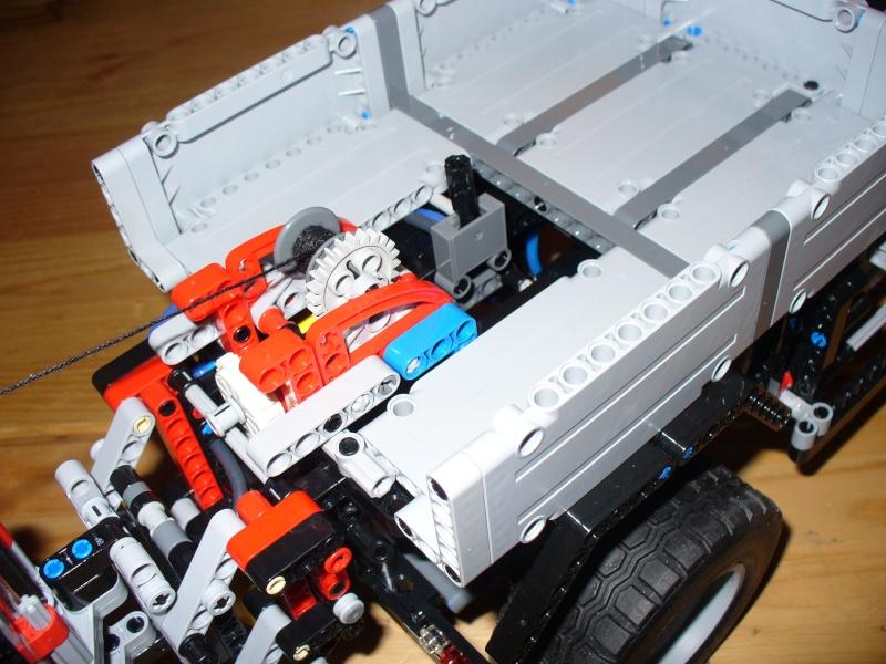 Mon premier Unimog u400 P1050423