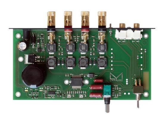 Lym Audio 1.0T Amplificatore Integrato in Classe D Prod_s10