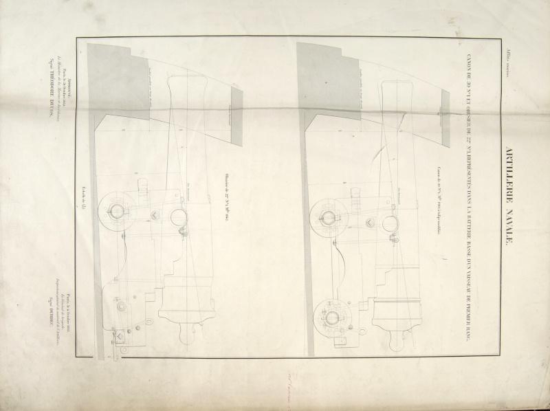 Canon-obusier à la Paixhan, modèle  1842, no 1 - Page 4 Md061014