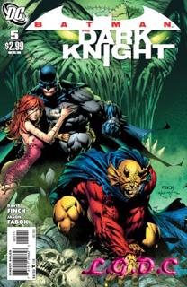 Comics Batman The Dark Knight 1-5  261px-11