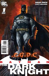 Comics Batman The Dark Knight 1-5  Batman12